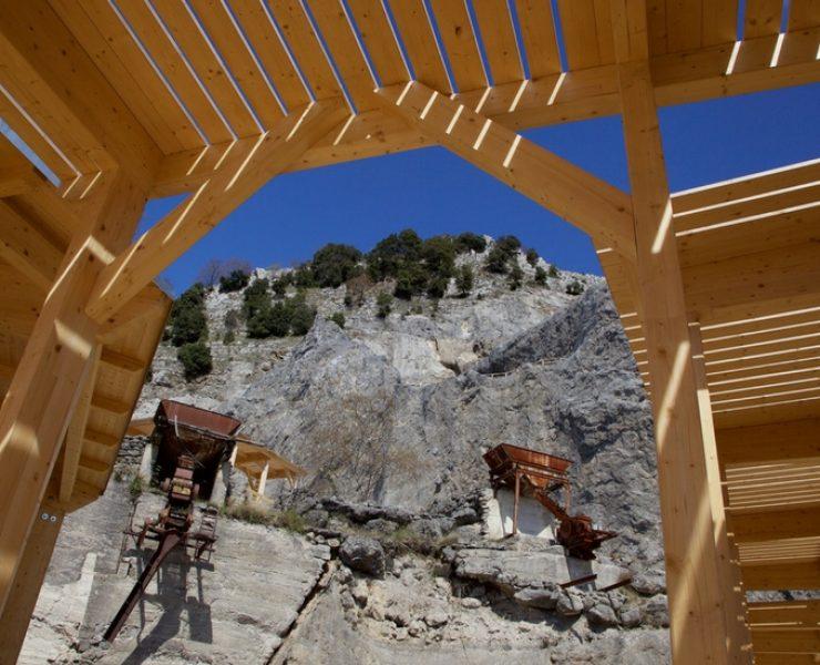 Al MUN in Cilento una rigenerazione da cava a museo