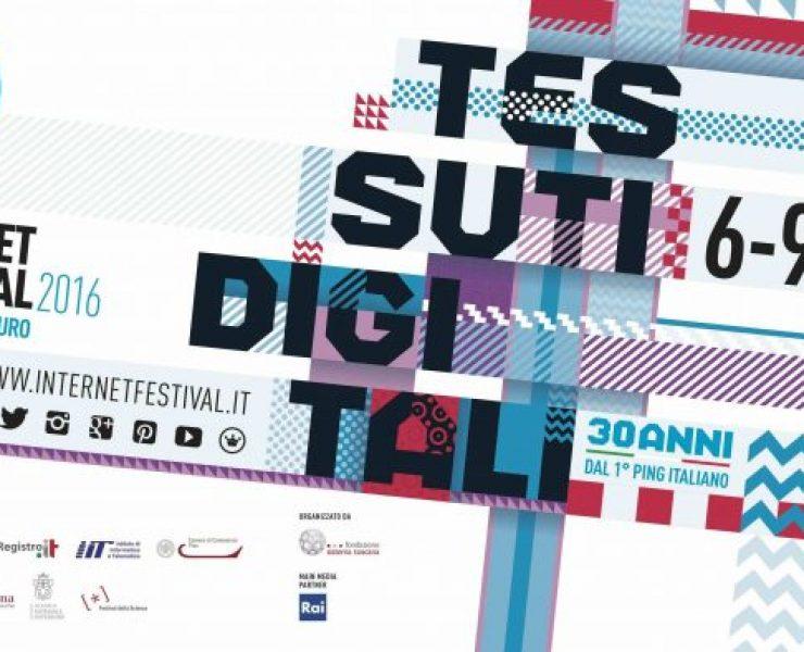 Da non perdere al Pisa Internet Festival 2016