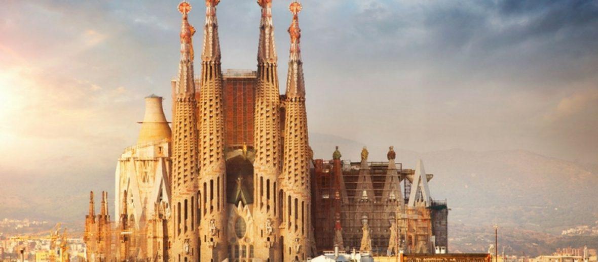 Sagrada Familia: il video 3D del completamento