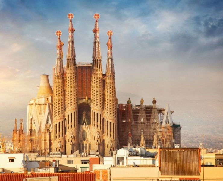 Sagrada Familia: il video 3D del completamento
