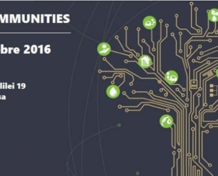 Pisa IF2016: Il dibattito 'Tech for Communities'
