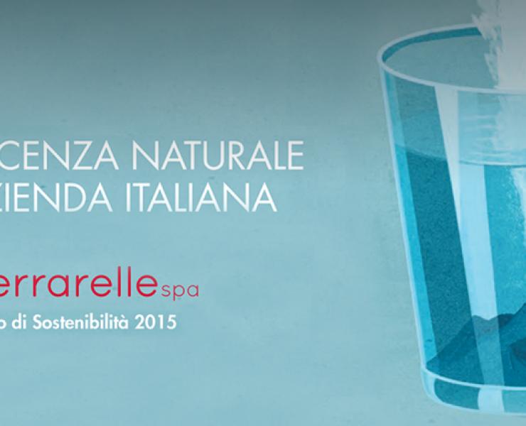 Ferrarelle: la sostenibilità è un bicchiere pieno