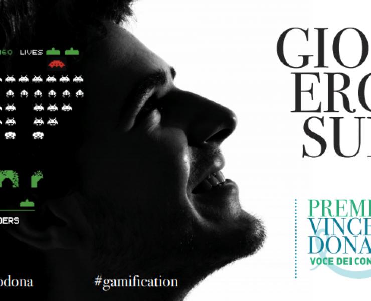 Premio Dona 2016, alla scoperta della gamification