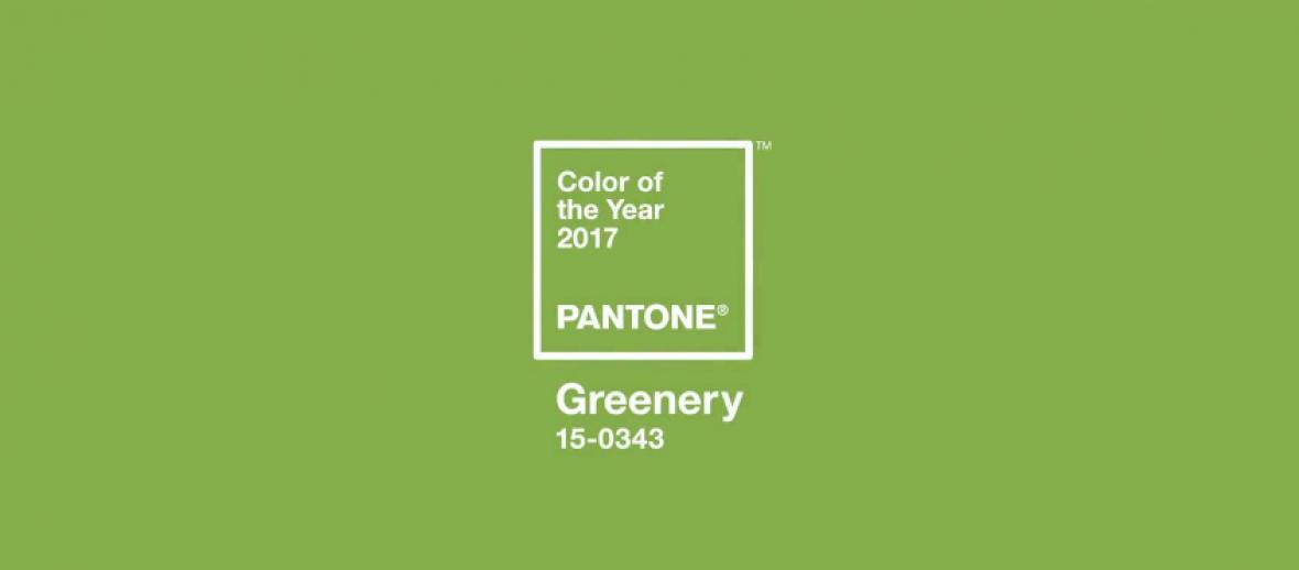 Pantone: il verde speranza è il colore dell'anno 2017!