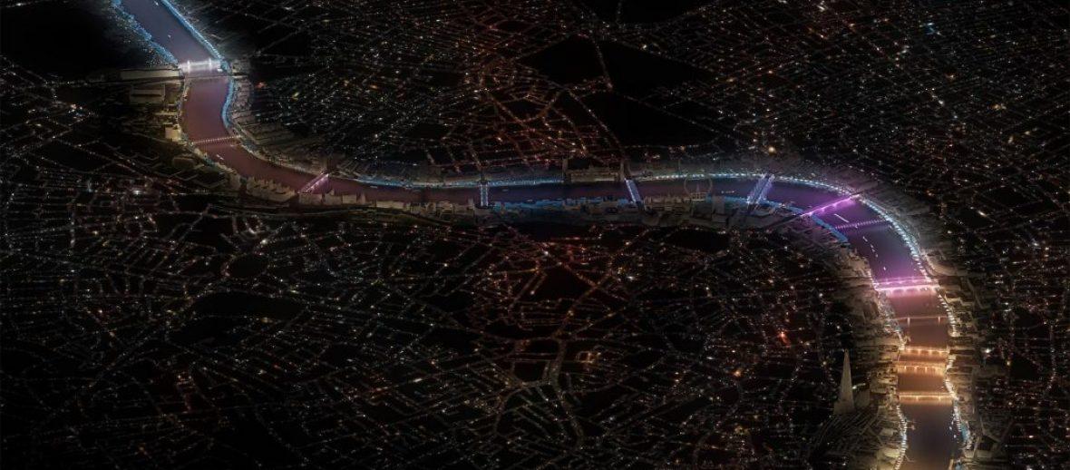 Current: il progetto che illumina il cuore di Londra