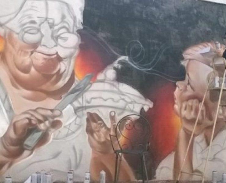 Musei a Cielo Aperto: ecco la street art a Fisciano!