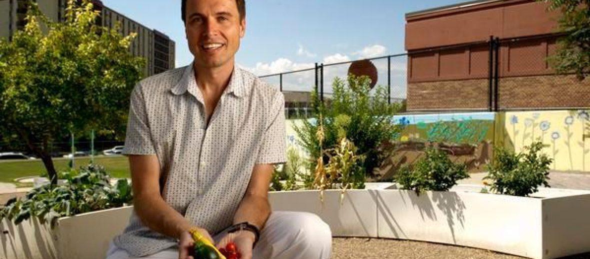 Kimbal, il Musk che vuole rivoluzionare l'agricoltura