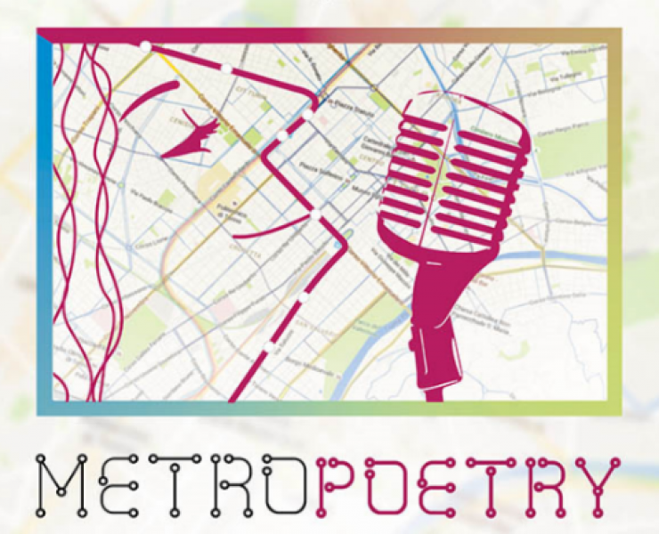 A Torino la poesia viaggia in metropolitana