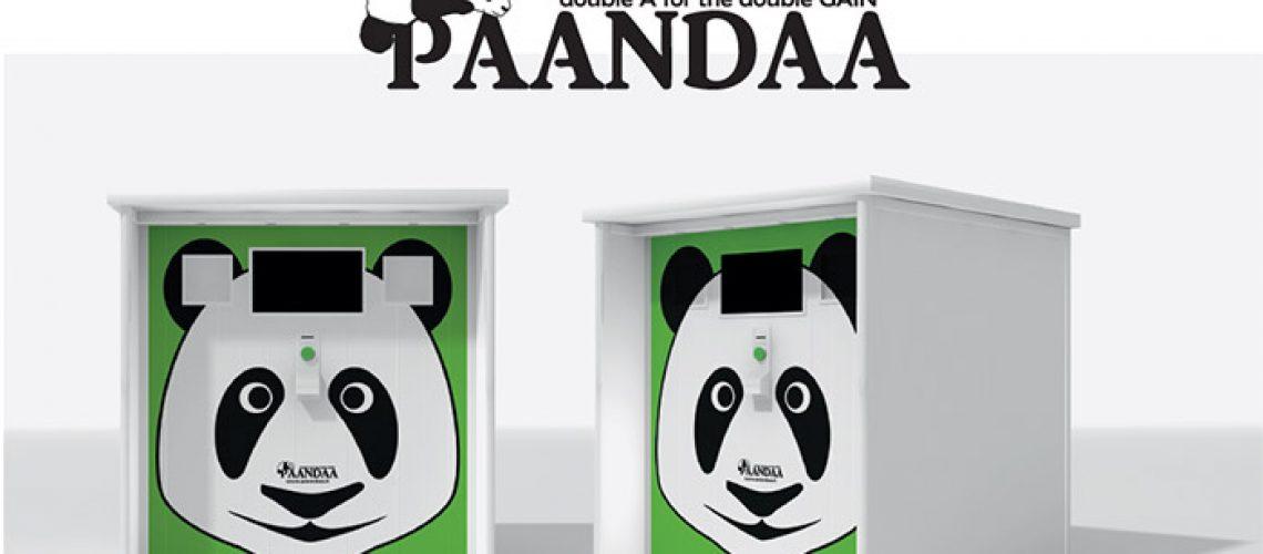 Paandaa: il riciclo che fa guadagnare!