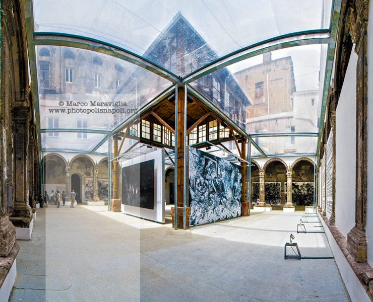 Santa Caterina a Formiello: Napoli si rigenera dal chiostro