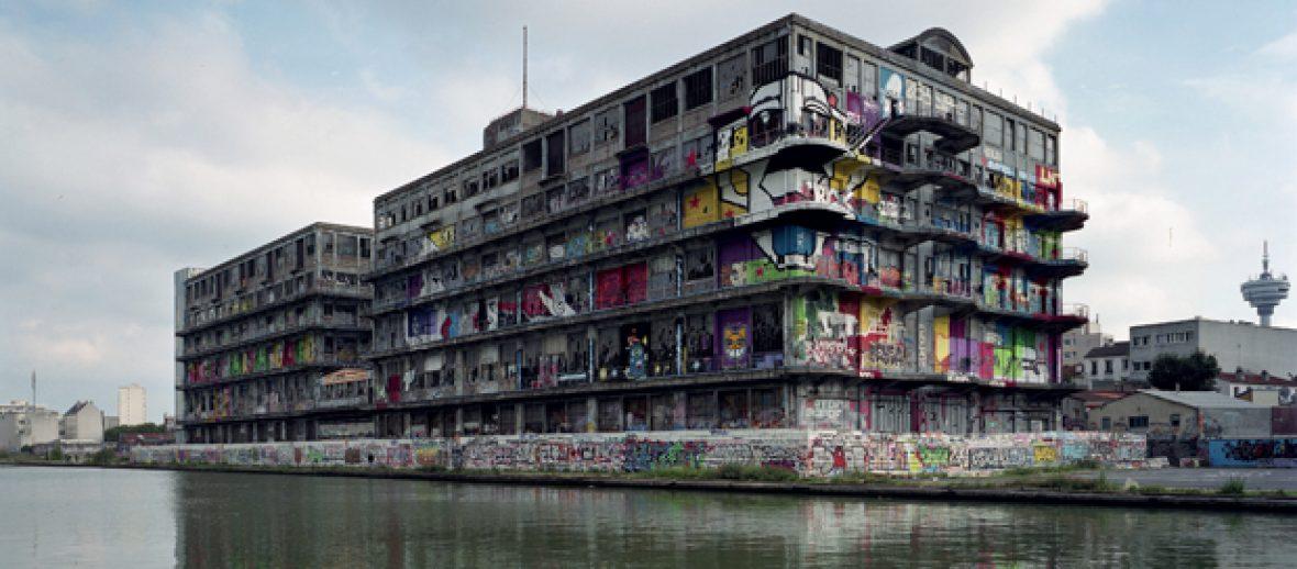 Edifici abbandonati: il nuovo destino dei Magazzini Pantin