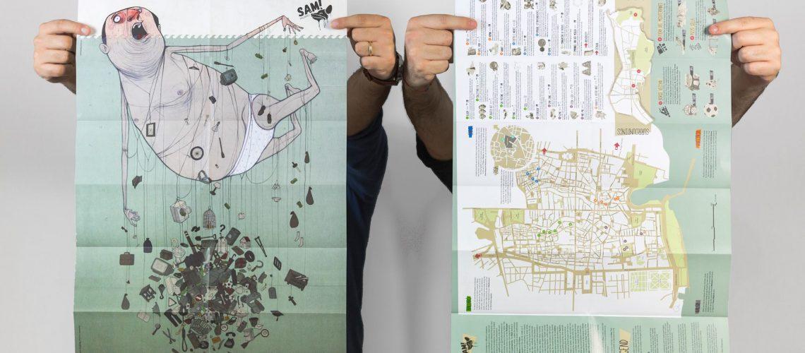 Street Art Factory: la mappatura dell'arte urbana inizia da Palermo
