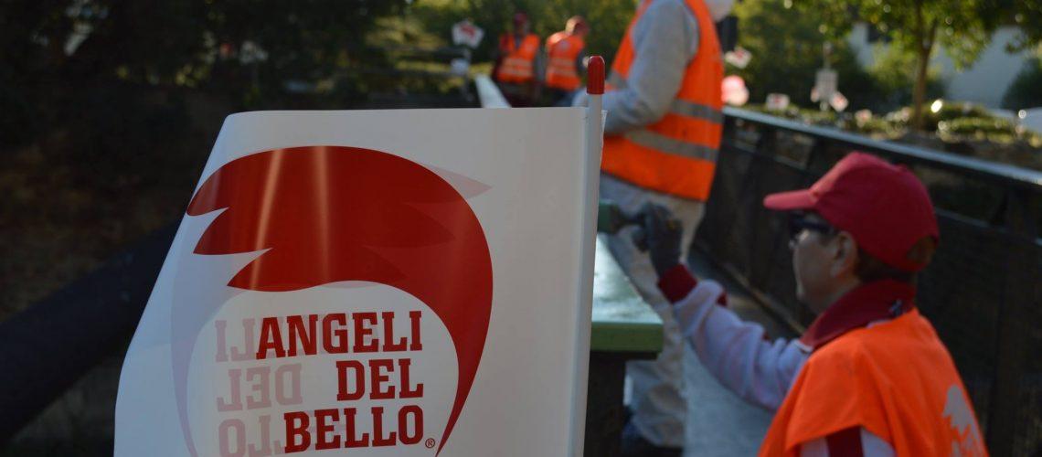 A curare la città ci pensano gli Angeli… del Bello
