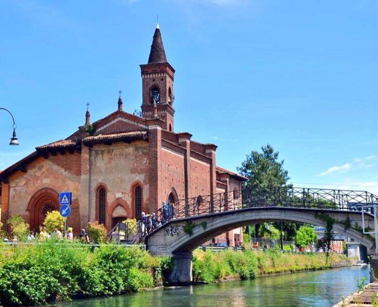 Around Richard: c'è un paese urbano nel centro di Milano
