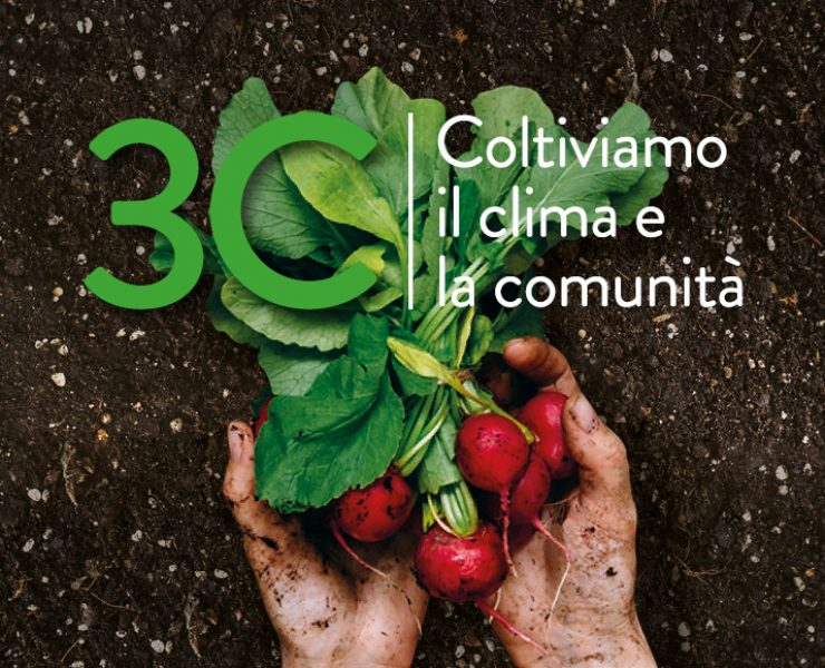 3C – Coltiviamo il Clima e la Comunità con il crowdfunding