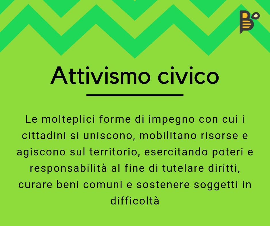attivismo civico