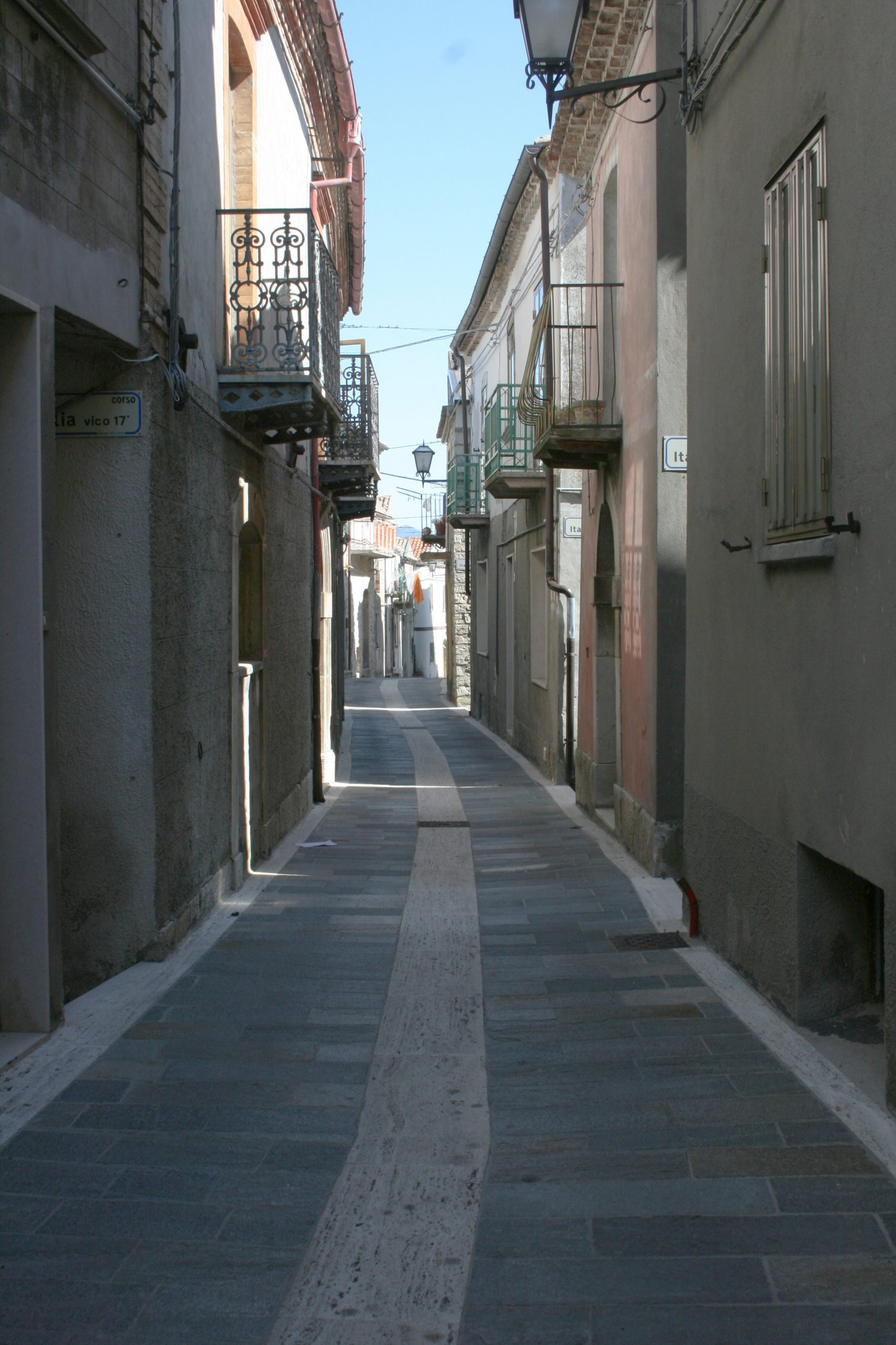 Tufillo streets