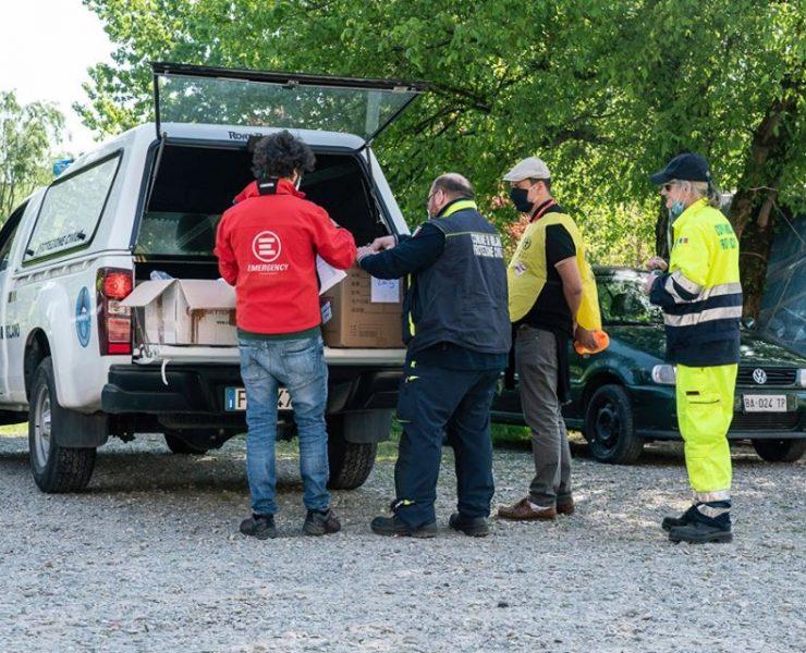 Brigate Volontarie per l'Emergenza: in prima linea con la solidarietà