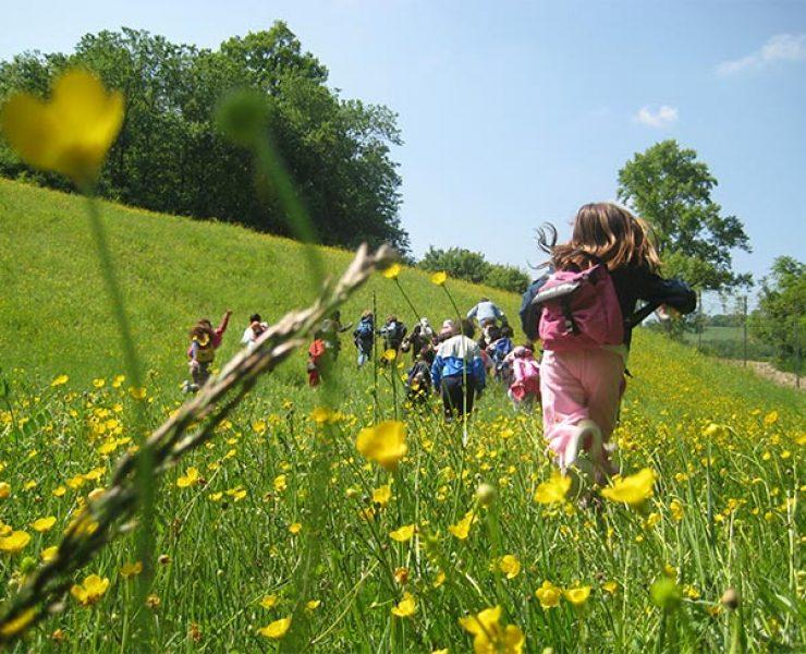 A lezione nei parchi e nei giardini: il futuro della scuola è green!